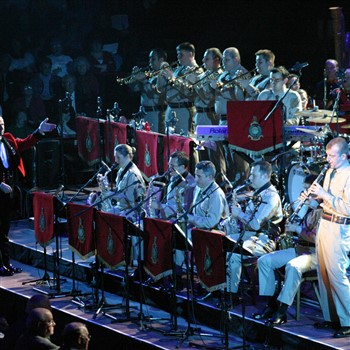 Massed Bands at Royal Albert Hall....from £259pp